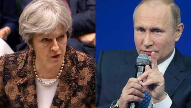 Высылка российских дипломатов не остановит Путина в совершении злодеяний на территории Британии