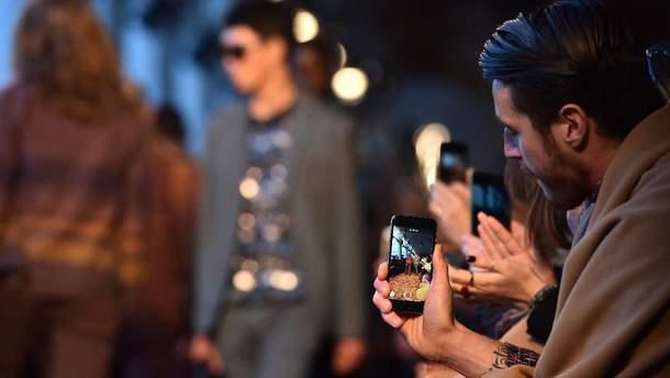 ТОП-страниц в Instagram, за которыми больше всего следили во время Недели моды 2018