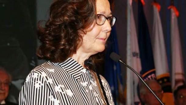 Джина Хеспел