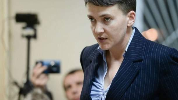 Савченко вернулась в Україну