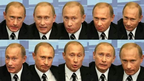 Чи є у Путіна двійники?