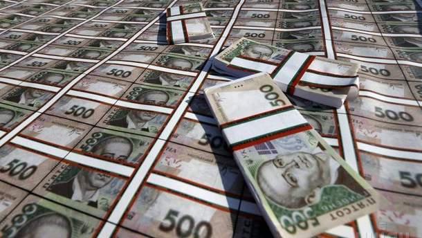 Сколько денег украинцы хранят в банках