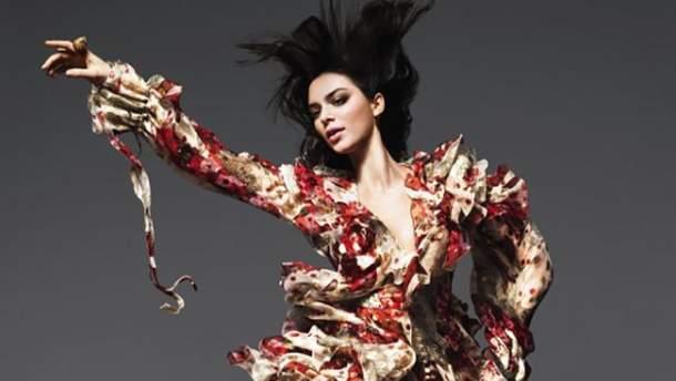 Кендал Дженнер для Vogue