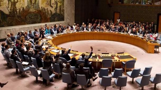 Україна скликає Радбез ООН