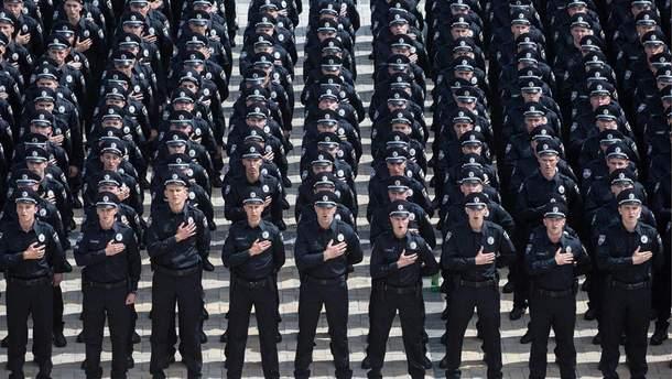 Верховная Рада приняла Дисциплинарный устав Нацполиции