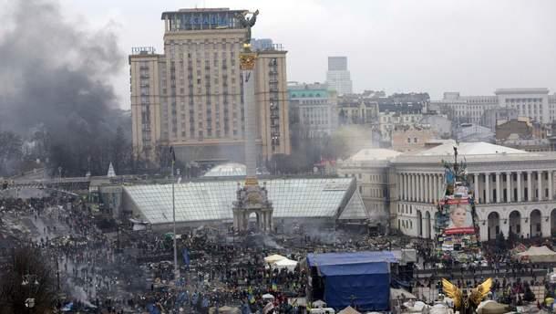 """Савченко: Парубій заводив снайперів у готель """"Україна"""""""