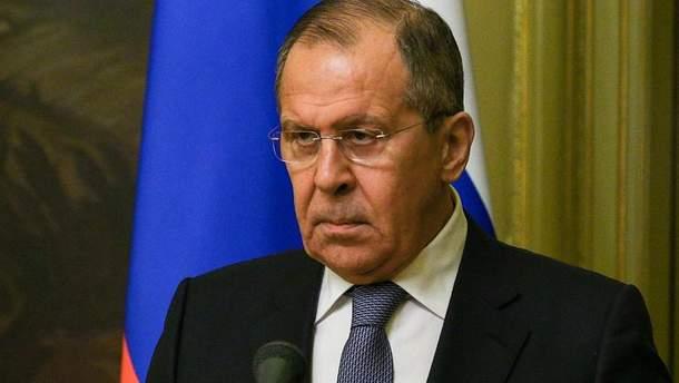 Лавров назвав умови для відновлення дипломатичних відносин з країнами ЄС
