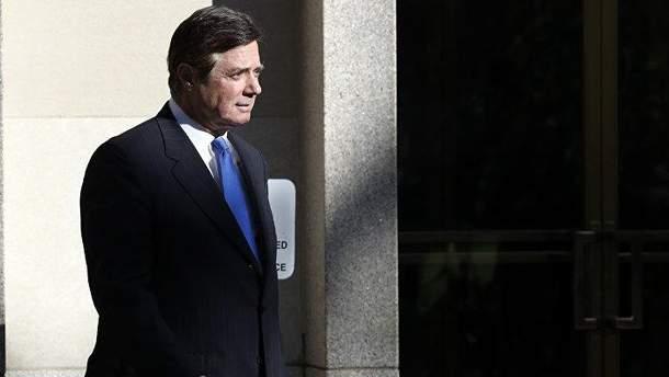 """Правительство Украины хочет """"заморозить"""" дело Манафорта, чтобы не портить отношений с Трампом"""