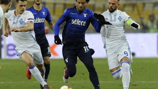 Динамо – Лацио: результат и обзор матча Лиги Европы