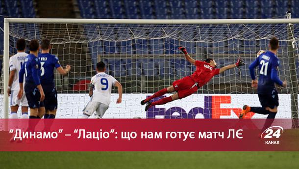 Анонс матчу Динамо – Лаціо: чого очікувати від зустрічі