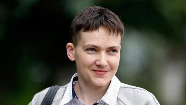 Савченко заявила, что пришла в Верховную Раду, чтобы получить зарплату