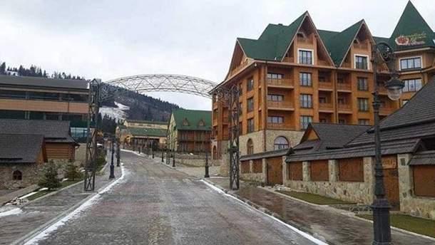 Гірськолижний комплекс