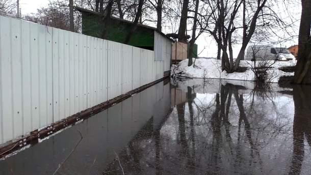 Черниговщина страдает от оттепели