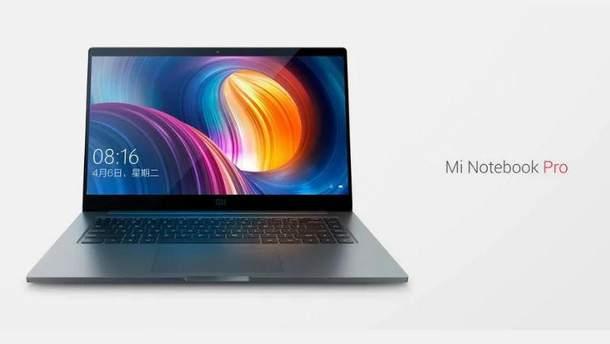 Xiaomi выпустит игровой ноутбук