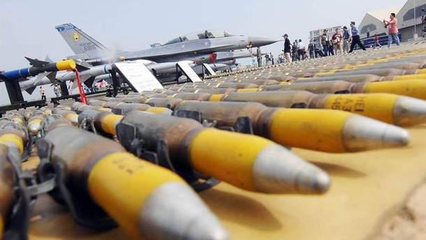 Крупнейшие экспортеры и импортеры оружия в мире