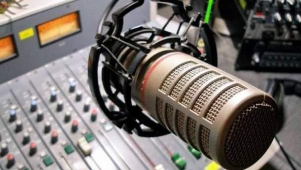 """Из-за нарушения языковых квот киевская радиостанция """"Пятница"""" заплатит рекордный штраф"""