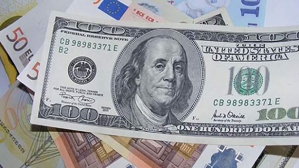 Курс валют НБУ на 19 марта