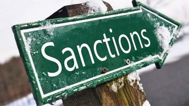 США введут санкции против России