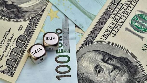 Наличный курс валют 16 марта в Украине