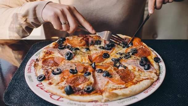 За словами вчених, піца викликає залежність