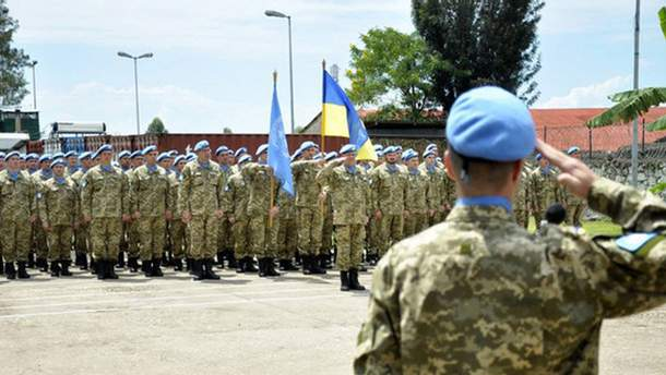 Российский проект введения миротворцев на Донбасс является недееспособным