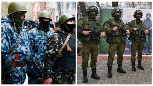 Окупанти Криму та Донбасу стали побратимами