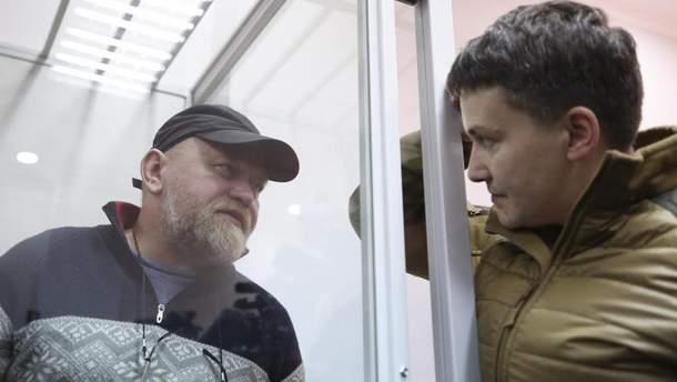 Кто дергает Рубана и Савченко за ниточки?