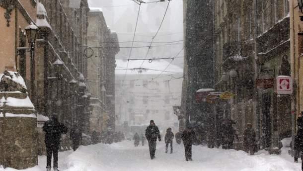 Прогноз погоди в Україні на 17 березня