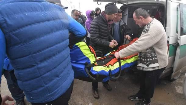 В результате аварии подъемника в Гудаури пострадали граждане четырех стран