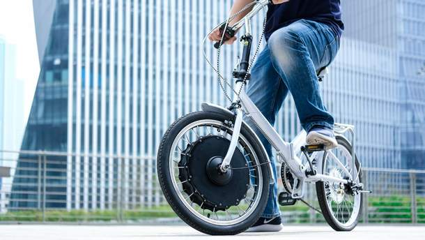 Колесо, яке за 30 секунд перетворить ваш велосипед в електробайк