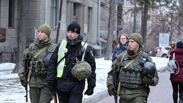 У Києві поліція переходить на посилений режим роботи