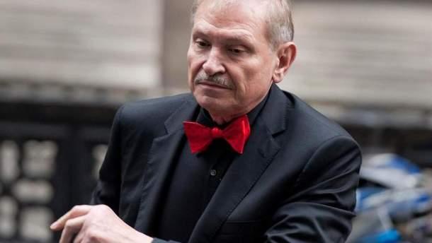 Убийство российского бизнесмена в Лондоне