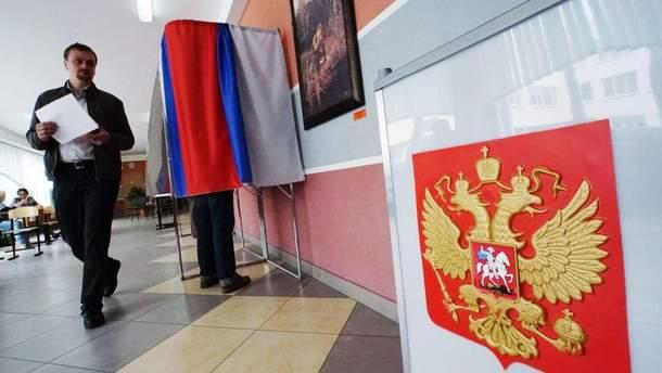 Вибори президента Росії в Криму