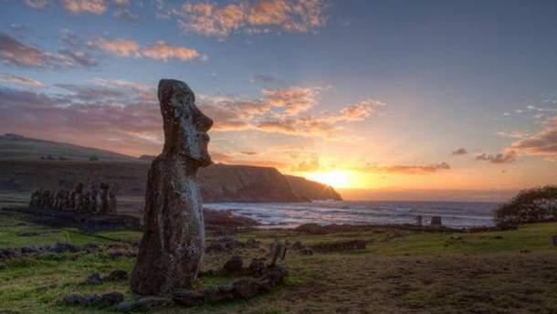 Острів Пасхи під загрозою знищення