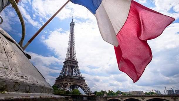 Франция не признает результаты голосования на выборах президента России в Крыму