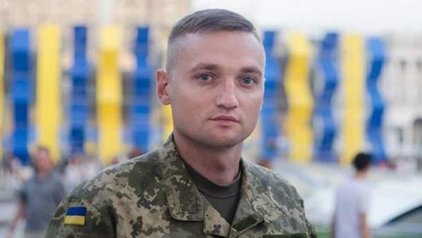 Застрелился легендарный летчик АТО Владислав Волошин