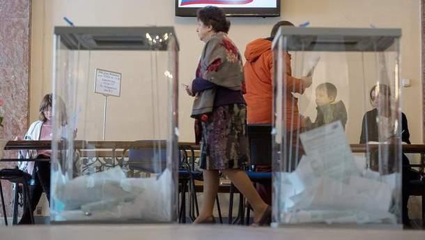 Явка на виборах президента Росії перевищила 60%