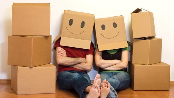 Як  спланувати та пережити переїзд без стресу