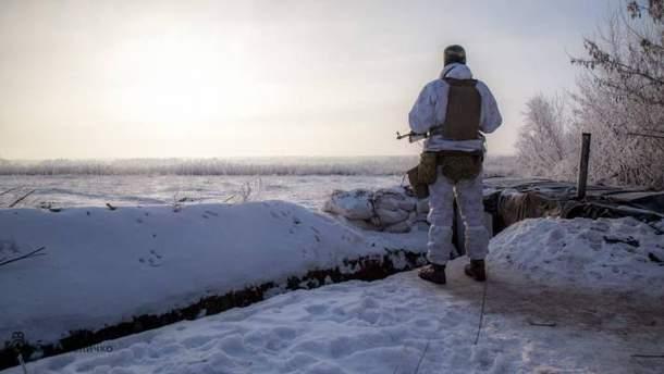 Сутки на Донбассе