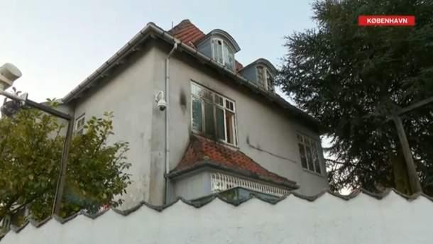 Атака на посольство Турции в Дании