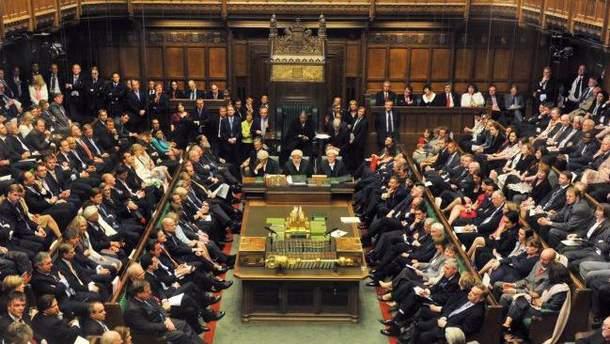 Парламент Великобританії