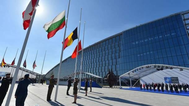 НАТО переезжает в новую штаб-квартиру, стоимость которой 1,2 миллиарда евро