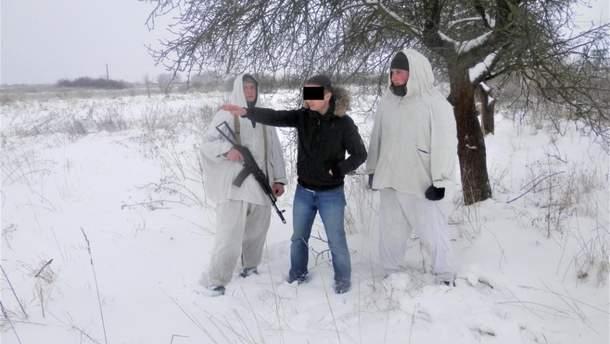 Влюбленный мужчина пытался незаконно перейти границу, чтобы увидеть девушку из Ровно