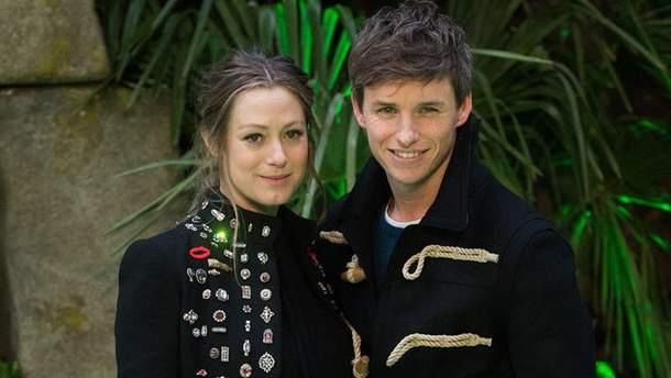 Эдвард Редмэйн и его жена Ханна стали родителями во второй раз