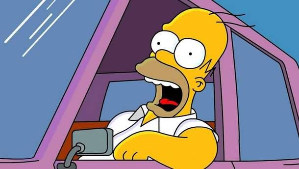 """Машину """"Гомера"""" конфисковали"""