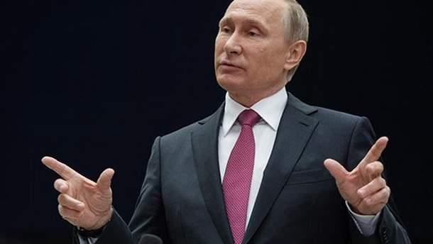 У Росії впевнені, що Захід відмовиться від санкцій після перемоги Путіна