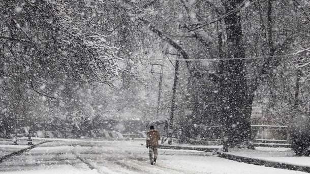 Негода в Україні 19-20 березня