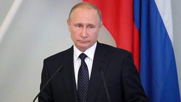 Путін назвав свої головні цілі на новий термін