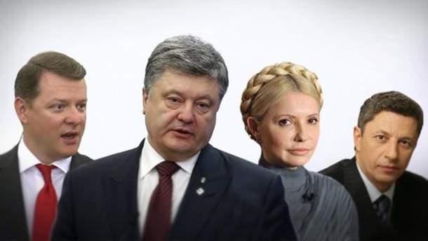 Кто может стать президентом Украины