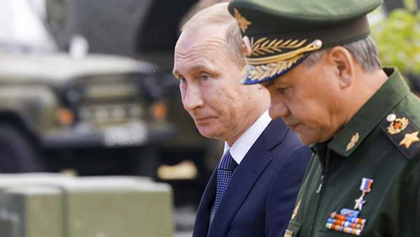 Путин созывает армию запаса